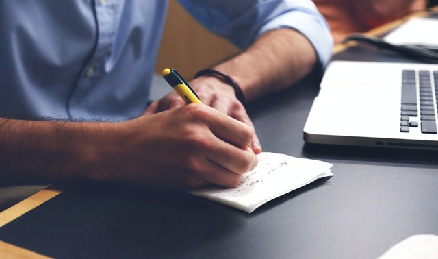 sales pitch schrijven